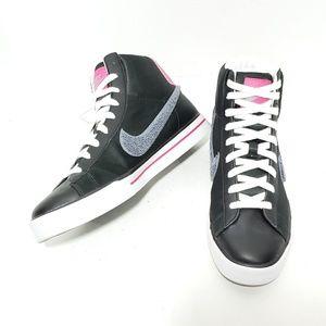 Nike Classic Hi Textile Sneakers WomensSize 10